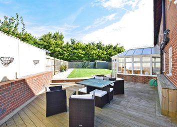 Thumbnail 5 bed semi-detached house for sale in Fairfield, Herstmonceux, Halisham, East Sussex