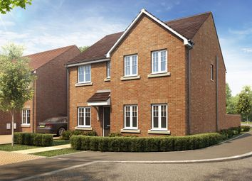 "Thumbnail 3 bed detached house for sale in ""The Mayfair"" at Manor Lane, Maidenhead"
