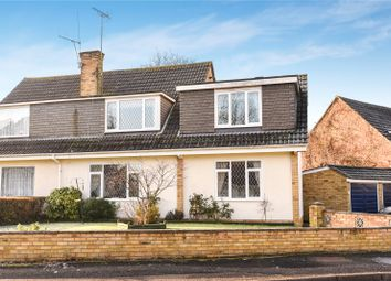 Thumbnail 4 bed semi-detached house for sale in Olde Farm Drive, Blackwater, Camberley