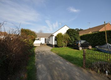 Thumbnail 3 bed bungalow for sale in Queen Anne Road, West Mersea, Colchester