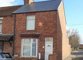 Thumbnail 2 bed end terrace house for sale in Foundry Street, Shildon