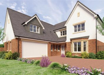 "Thumbnail 5 bed detached house for sale in ""Leader"" at Lenzie, Kirkintilloch, Glasgow"