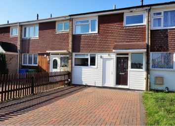Thumbnail 3 bed terraced house for sale in Shepherds Walk, Farnborough