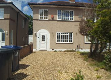 Thumbnail 3 bed end terrace house to rent in Gurney Rd, Northolt