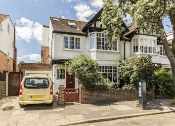 Thumbnail 6 bed semi-detached house to rent in Tennyson Avenue, Twickenham