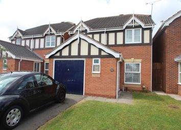 Thumbnail 3 bed property to rent in Wilson Close, Thorpe Astley, Braunstone Leicester
