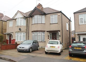 Thumbnail 3 bed semi-detached house for sale in Farmstead Road, Harrow