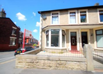 Thumbnail 4 bed terraced house for sale in Queens Road, Blackburn