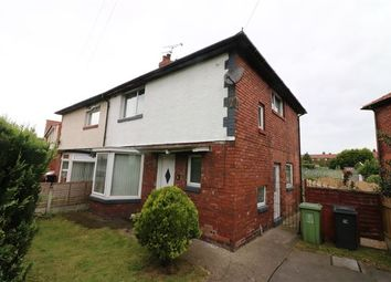 Thumbnail 3 bed semi-detached house for sale in Borland Avenue, Carlisle, Cumbria