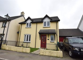 Thumbnail 3 bed link-detached house for sale in Beechwood Drive, Camelford, Cornwall