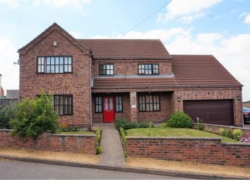 Thumbnail 5 bed detached house for sale in The Slack, Crowle