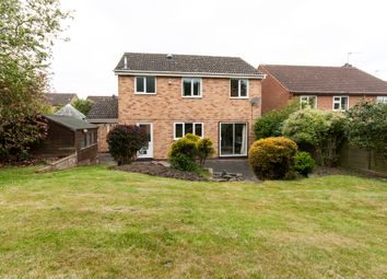 Thumbnail 4 bed detached house for sale in Fox Road, Castle Donington, Derby