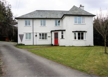 Thumbnail 4 bed detached house for sale in Trewen, Llandinam