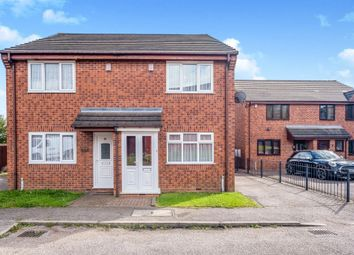 Thumbnail 2 bed semi-detached house for sale in Clarence Court, Oldbury