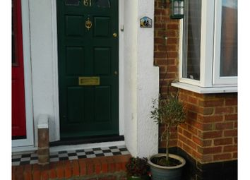 Thumbnail 2 bed terraced house for sale in Birchwood Avenue, Hatfield