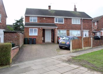 Thumbnail 4 bed semi-detached house for sale in Byrley Road, Rotherham
