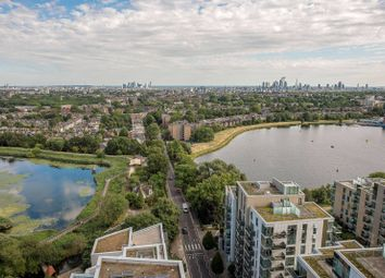 Thumbnail 3 bed flat for sale in Residence Tower, Woodberry Down N4, London,