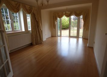 Thumbnail 4 bed detached house to rent in Monkfrith Way, Southgate, London