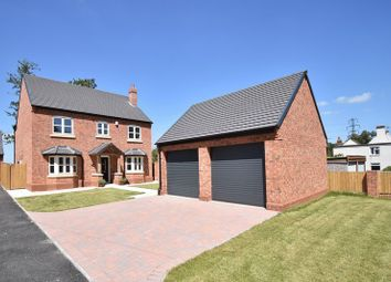 Thumbnail 4 bed detached house for sale in Primrose House, Rushmoor Lane, Telford