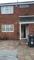 Thumbnail 3 bedroom terraced house to rent in Whitehall Road, Walsall, West Midlands