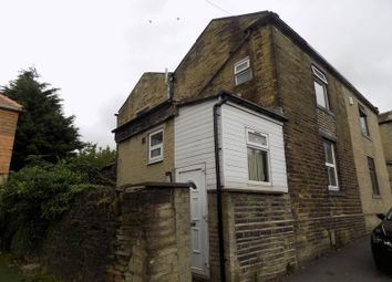Thumbnail 1 bed terraced house for sale in Cemetery Road, Bradford