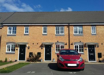 Thumbnail 2 bed town house for sale in Ploughmans Grove, Huthwaite, Nottinghamshire