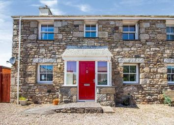 Thumbnail 4 bed semi-detached house for sale in Trewellard, Pendeen, Penzance