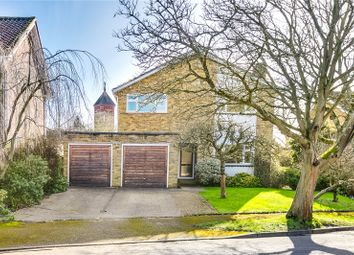 Thumbnail 4 bed detached house for sale in Ashfield Close, Richmond, Surrey