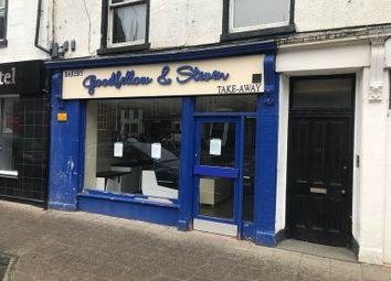 Thumbnail Retail premises to let in Castle Street, Forfar