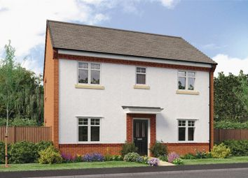 "Thumbnail 4 bed detached house for sale in ""Buchan Da"" at Leeds Road, Thorpe Willoughby, Selby"