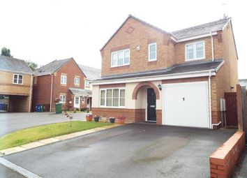 Thumbnail 4 bed detached house for sale in Vivaldi Drive, Heath Hayes, Cannock, Staffordshire