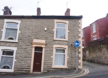 Thumbnail 3 bed end terrace house to rent in Preston Street, Darwen