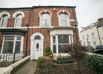 Thumbnail 3 bed end terrace house for sale in Stanhope Road, South Shields, Tyne And Wear
