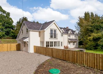 Thumbnail 4 bed detached house for sale in Amberslone Paddocks, Brilley, Herefordshire