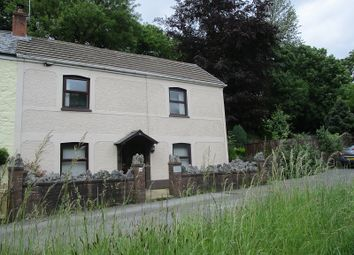 Thumbnail 4 bedroom cottage for sale in Heol Rheolau, Abercrave, Swansea.