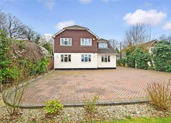 Thumbnail 5 bed detached house for sale in Manor Drive, Hartley, Longfield, Kent