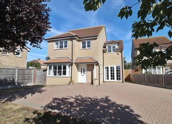 Thumbnail 4 bed detached house for sale in Rowan Crescent, Biggleswade
