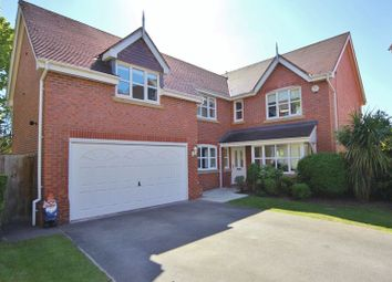 Thumbnail 5 bed detached house for sale in Lazonby Close, Prenton