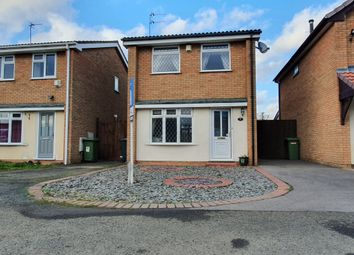 2 bed detached house for sale in Lesscroft Close, Pendeford, Wolverhampton WV9