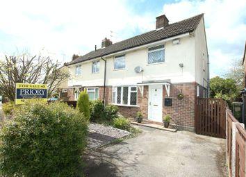 Thumbnail 2 bedroom semi-detached house for sale in St. Johns Road, Biddulph, Stoke-On-Trent