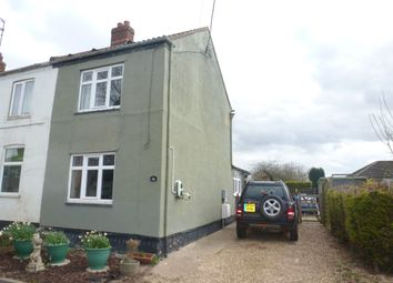 Thumbnail 2 bed end terrace house for sale in Belchmire Lane, Gosberton, Spalding
