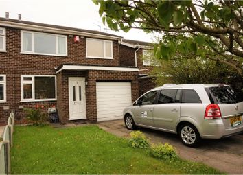 Thumbnail 3 bed semi-detached house for sale in Roseacre Drive, Cheadle