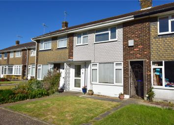 Thumbnail 3 bed terraced house for sale in The Deneway, Sompting, West Sussex
