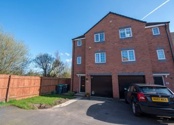 Thumbnail 4 bed semi-detached house for sale in Bellamy Drive, Kirkby-In-Ashfield, Nottingham