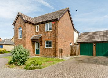 Thumbnail 5 bed detached house for sale in Conker Close, Ashford