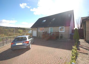 Thumbnail 4 bed detached house for sale in Dalquhurn Gardens, Renton, Dumbarton