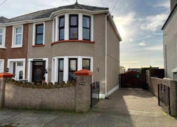 Thumbnail 3 bed semi-detached house for sale in The Moorings, Yorke Street, Milford Haven, Pembrokeshire