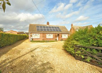 Thumbnail 3 bedroom detached bungalow for sale in Norwich Road, Fakenham
