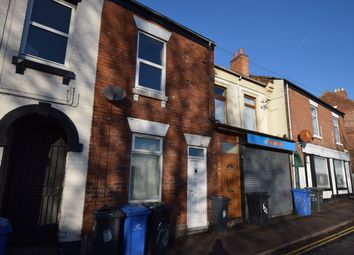 Thumbnail 2 bed terraced house to rent in Burton Road, Derby