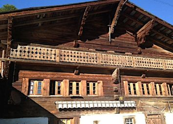Thumbnail Chalet for sale in Swiss Alps - La Forclaz / Exergillod, Switzerland